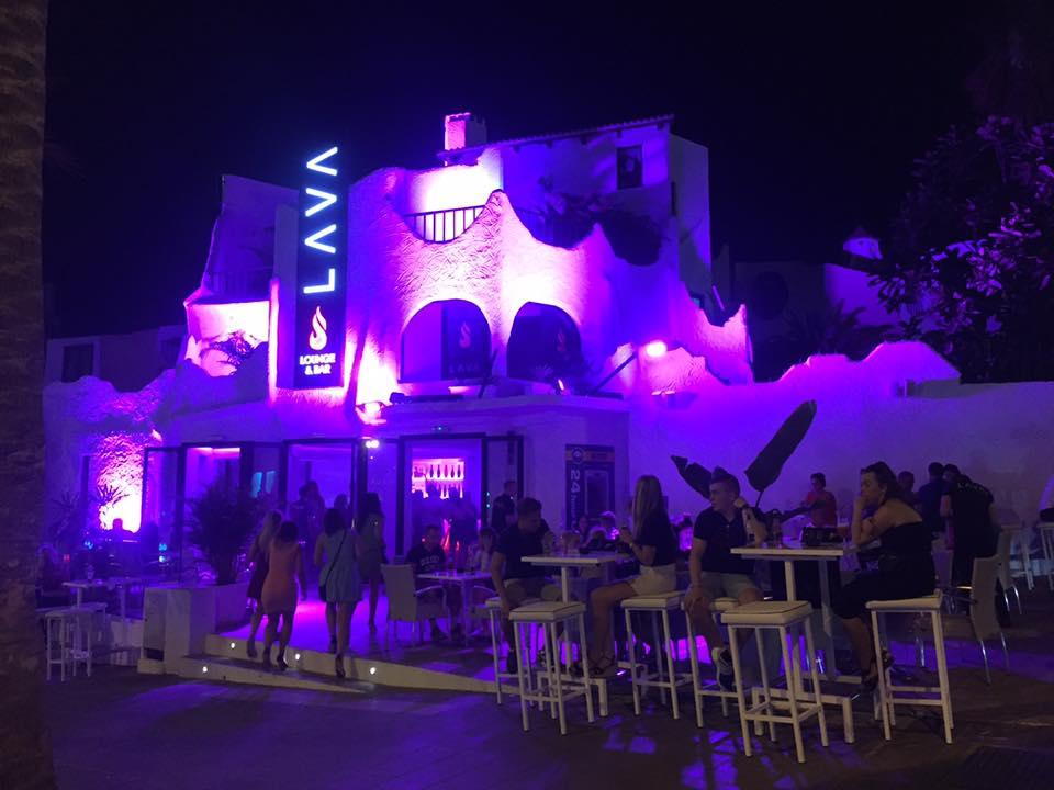 Lava Lounge & Bar Tenerife