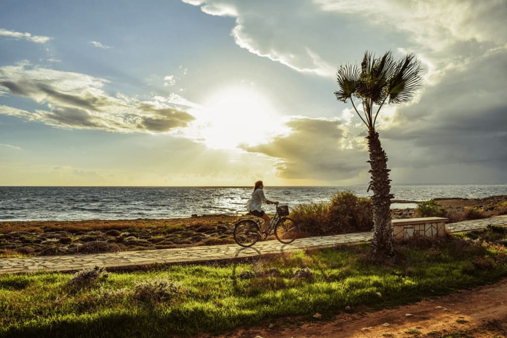 Bike hire in Tenerife vanilla garden playa las américas