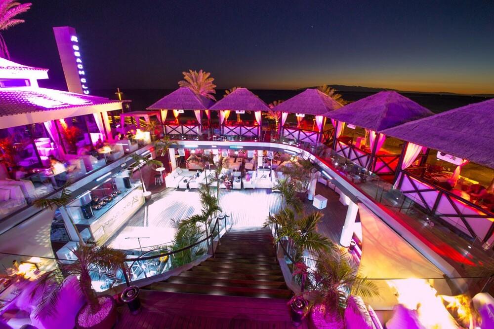 discotecas en Tenerife sur Vanilla Garden Papagayo
