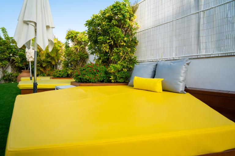 Relax zone Vanilla Garden Hotel Boutique