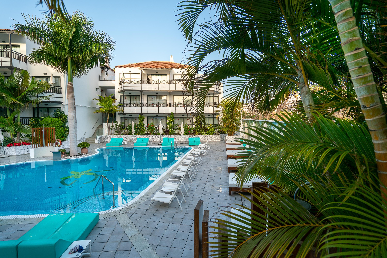 Pool view Vanilla Garden Hotel Boutique