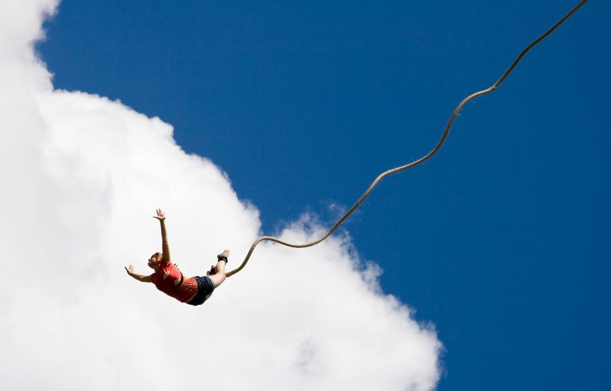 bungee jumping Canary Islands