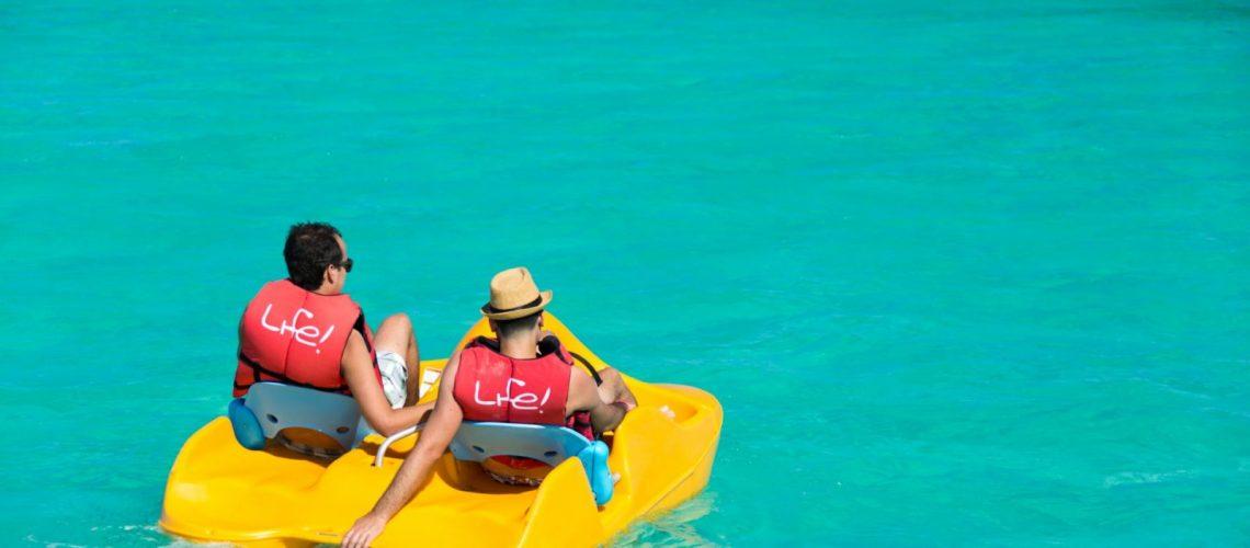 Actividades acuaticas Tenerife Sur