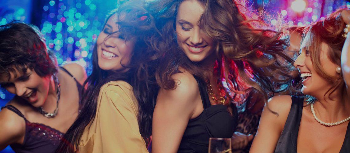 Copas y bailar en Tenerife