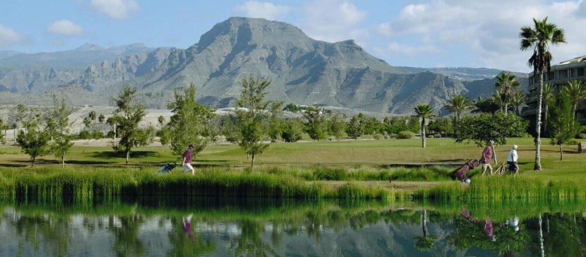 Golf tenerife campo de golf las américas Vanilla Garden