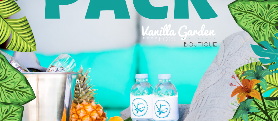Vanilla Pack Sorteo Verano